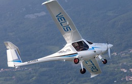 Velis Electro - Máy bay điện đầu tiên được cấp phép ở châu Âu
