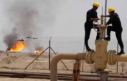 Giá dầu vượt mốc 40 USD/thùng