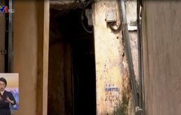 Khu nhà cổ cũ nát giữa Thủ đô vì sao vẫn chưa được tu sửa?