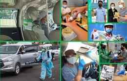 Grab thêm giải pháp phòng chống dịch COVID-19