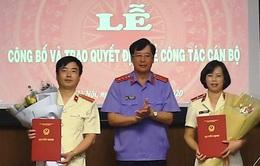 Viện Kiểm sát nhân dân tối cao điều động, bổ nhiệm nhiều nhân sự mới