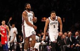 Bóng rổ NBA: 2 cầu thủ Brooklyn Nets nhiễm COVID-19