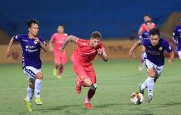 CẬP NHẬT BXH, Kết quả LS V.League 1-2020: CLB TP Hồ Chí Minh duy trì vị trí dẫn đầu, CLB Hà Nội thất bại