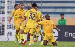DNH Nam Định 3-0 Sông Lam Nghệ An: Đỗ Merlo lập cú đúp, DNH Nam Định tìm lại niềm vui chiến thắng!