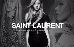 Rosé (BLACKPINK) trở thành đại sứ toàn cầu của Saint Laurent