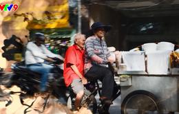 """Cụ ông 96 tuổi có 12 người con """"nhưng không nhờ được đứa nào"""""""