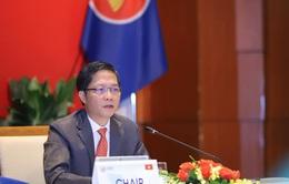 Hội nghị Bộ trưởng Kinh tế ASEAN: Tăng cường hợp tác kinh tế, kết nối chuỗi cung ứng đối phó dịch COVID-19