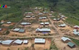 Đồng bào vùng cao hiến đất giúp nhau lập làng
