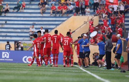 DNH Nam Định 1-2 CLB Viettel: Vũ Minh Tuấn ghi bàn phút bù giờ, Viettel thắng kịch tính trên sân khách