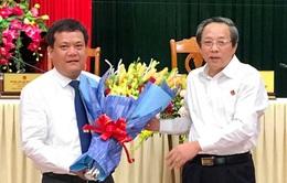 Giám đốc Sở TN&MT được bầu giữ chức Phó Chủ tịch UBND tỉnh