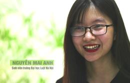 Điều ước thứ 7: Nghị lực phi thường của cô gái bị bại não trở thành sinh viên Đại học Luật