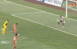 VIDEO: Khắc Ngọc (CLB Viettel) có bàn thắng sớm nhất V.League mùa này
