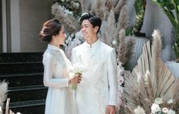 ẢNH: Công Phượng bảnh bao trong lễ đính hôn
