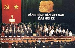 Đại hội đại biểu toàn quốc lần thứ IX của Đảng: Phát huy sức mạnh toàn dân tộc