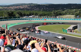GP Hungary đạt thỏa thuận gia hạn hợp đồng tổ chức F1