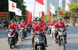 42 tỉnh, thành phố tham gia Hành trình Đỏ 2020