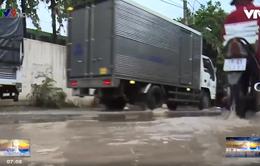 TP.HCM khổ sở vì ngập do cống thoát nước không kịp