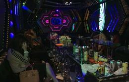 Triệt phá ổ nhóm ma túy trong quán karaoke XO tại Nam Định