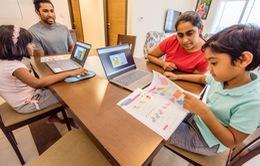 Trải nghiệm lớp học trực tuyến dạy kỹ năng sống tại Trung Đông