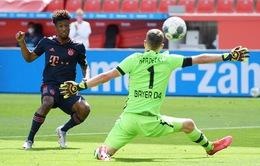 Bayer Leverkusen 2-4 Bayern Munich: Ngược dòng ấn tượng