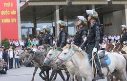 Đoàn Cảnh sát cơ động Kỵ binh sẽ có nhiệm vụ gì?
