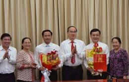 Công bố quyết định của Ban Bí thư về nhân sự TP.HCM