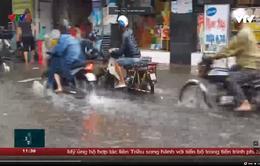 TP HCM còn 22 tuyến đường ngập khi mưa lớn