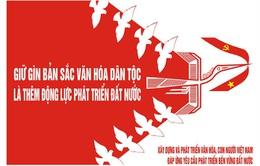 Xây dựng và phát triển văn hóa, con người Việt Nam đáp ứng yêu cầu phát triển bền vững đất nước