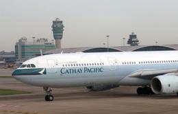 Cathay Airways ngừng giao dịch cổ phiếu tại Hong Kong