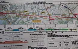 Tháng 10 sẽ khởi công dự án cao tốc Mỹ Thuận - Cần Thơ