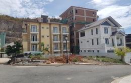 Công trình xây dựng trái phép ở Ocean View Nha Trang vẫn hoàn thiện dù quá hạn phải tháo dỡ