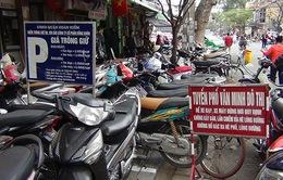 Hà Nội: Các bãi giữ xe vi phạm nhiều lần sẽ bị thu giấy phép
