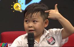 Cậu bé biết nói tiếng Anh bẩm sinh ở Hà Tĩnh: Chúng tự nảy ra trong đầu cháu