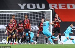 Bournemouth 0-0 Tottenham: Gà trống mất điểm (Vòng 34 giải Ngoại hạng Anh)