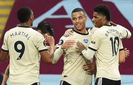 Aston Villa 0-3 Manchester United: Quỷ Đỏ áp sát top 4 (Vòng 34 giải Ngoại hạng Anh)