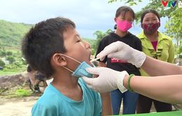 Đắk Nông ghi nhận 33 ca bệnh bạch hầu