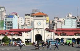 INFOGRAPHIC: 6 tháng năm 2020, GRDP TP Hồ Chí Minh tăng 1,02%