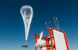 Alphabet triển khai cung cấp dịch vụ Internet 4G qua khinh khí cầu
