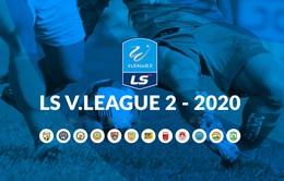 Kết quả, BXH vòng 9 giải hạng Nhất Quốc gia 2020: CLB Bà Rịa-Vũng Tàu giành ngôi đầu bảng