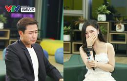 Biểu cảm cực dễ thương của Quỳnh Kool - Thanh Sơn khi... bị phạt ăn sấu
