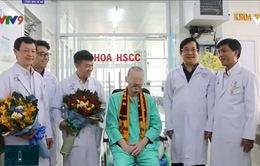 Bệnh nhân 91 xuất viện, gửi lời cảm ơn Việt Nam