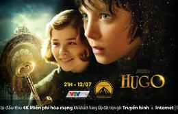 """Đón xem tuyệt tác """"Hugo"""" trên VTVcab"""