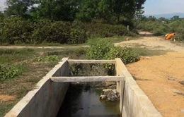 Phát hiện thi thể nữ sinh dưới mương nước, xe đạp dựng cách đó 500m