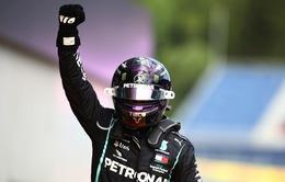 Đua xe F1: Lewis Hamilton về nhất tại GP Styria 2020