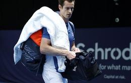 Andy Murray chia sẻ bi quan về tương lai
