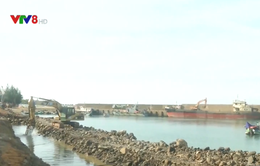 Đẩy nhanh tiến độ cải tạo âu thuyền Cồn Cỏ