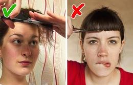 9 thảm họa khi phụ nữ làm đẹp tại nhà