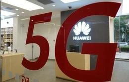 Anh cấm các nhà mạng mua thiết bị 5G mới của Huawei