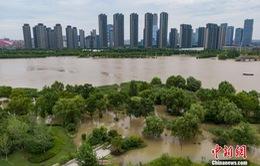 Mưa lũ lịch sử, 33 sông lớn ở Trung Quốc vượt mức kỷ lục