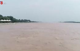 33 sông lớn ở Trung Quốc nước vượt mức kỷ lục